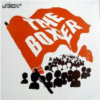 Cover The Chemical Brothers - The Boxer