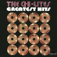Cover The Chi-Lites - Greatest Hits