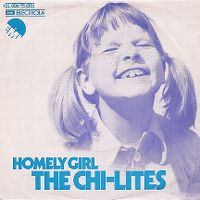 Cover The Chi-Lites - Homely Girl