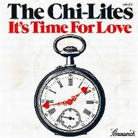 Cover The Chi-Lites - It's Time For Love