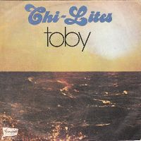 Cover The Chi-Lites - Toby