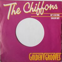 Cover The Chiffons - He's So Fine