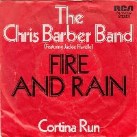 Cover The Chris Barber Band - Fire And Rain