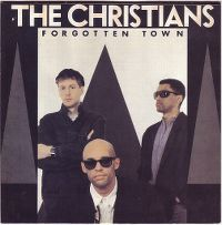 Cover The Christians - Forgotten Town