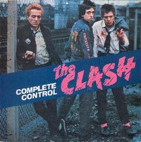 Cover The Clash - Complete Control
