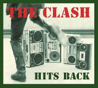 Cover The Clash - The Clash Hits Back