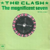 Cover The Clash - The Magnificent Seven