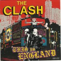 Cover The Clash - This Is England