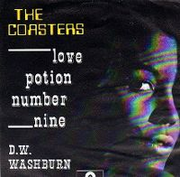 Cover The Coasters - Love Potion Number Nine
