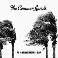 We don't make the wind blow - common linnets