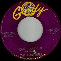 Cover The Contours - Can You Do It