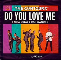 Cover The Contours - Do You Love Me