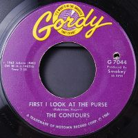Cover The Contours - First I Look At The Purse