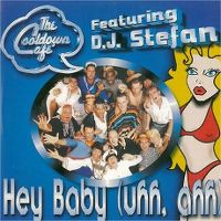 Cover The Cooldown Café feat. DJ Stefan - Hey Baby (Uhh Ahh)