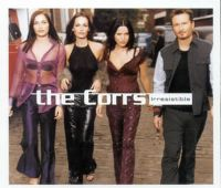 Cover The Corrs - Irresistible