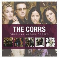 Cover The Corrs - Original Album Series
