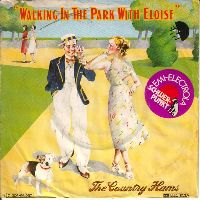 Cover The Country Hams - Walking In The Park With Eloise
