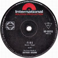 Cover The Crazy World Of Arthur Brown - Fire