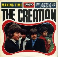 Cover The Creation - Making Time