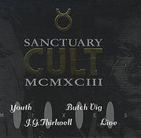 Cover The Cult - Sanctuary MCMXCIII