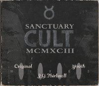 Cover The Cult - Sanctuary MCMXCIII