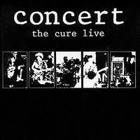 Cover The Cure - Concert - The Cure Live
