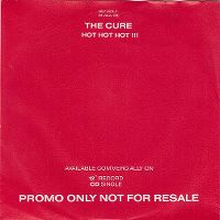 Cover The Cure - Hot Hot Hot!!!