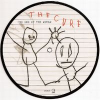 Cover The Cure - The End Of The World