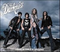 Cover The Darkness - Love Is Only A Feeling