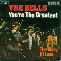 Cover The Dells - You're The Greatest
