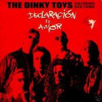 Cover The Dinky Toys feat. Bea Luna - Declaración de amor