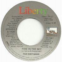 Cover The Dirt Band - Fire In The Sky