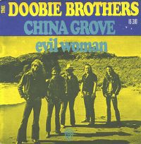 Cover The Doobie Brothers - China Grove