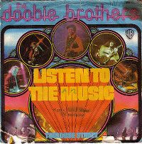 Cover The Doobie Brothers - Listen To The Music