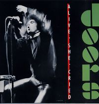 Cover The Doors - Alive She Cried