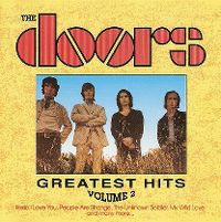 Cover The Doors - Greatest Hits Volume 2