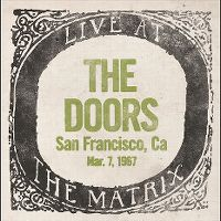 Cover The Doors - Live At The Matrix 1967