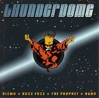 Cover The DreamTeam - Thunderdome