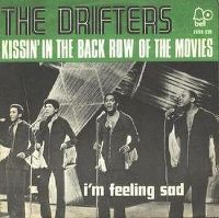 Cover The Drifters - Kissin' In The Back Row Of The Movies