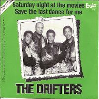 Cover The Drifters - Saturday Night At The Movies