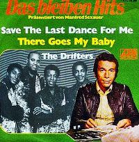 Cover The Drifters - Save The Last Dance For Me
