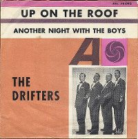 Cover The Drifters - Up On The Roof