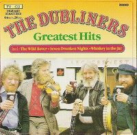 Cover The Dubliners - Greatest Hits