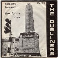Cover The Dubliners - Nelson's Farewell