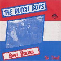 Cover The Dutch Boys - Boer Harms