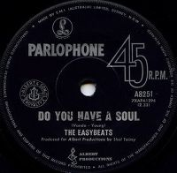 Cover The Easybeats - Do You Have A Soul?