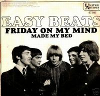 Cover The Easybeats - Friday On My Mind