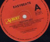 Cover The Easybeats - HistorEasy