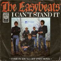 Cover The Easybeats - I Can't Stand It