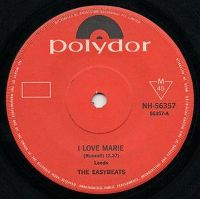 Cover The Easybeats - I Love Marie